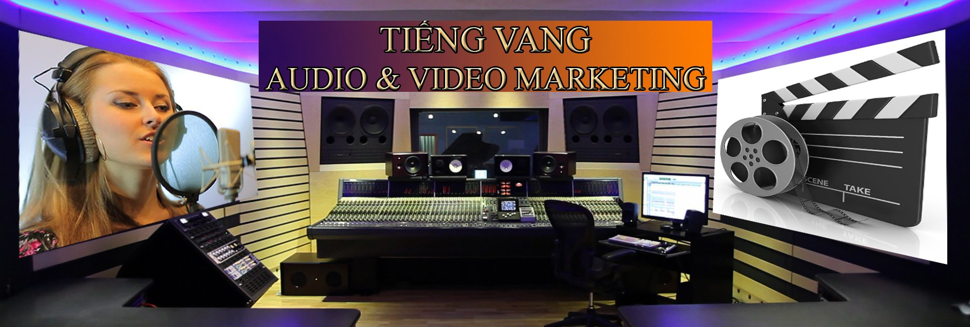 Audio Marketing, Video Marketing Professional
